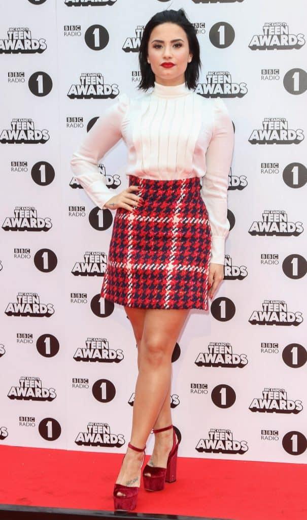 2015 BBC Radio 1's Teen Awards - Arrivals