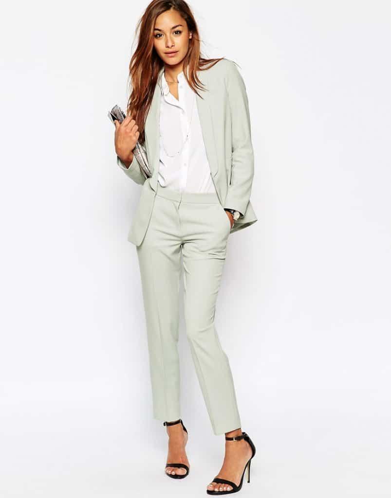 Premium suit blazer, $43, ASOS