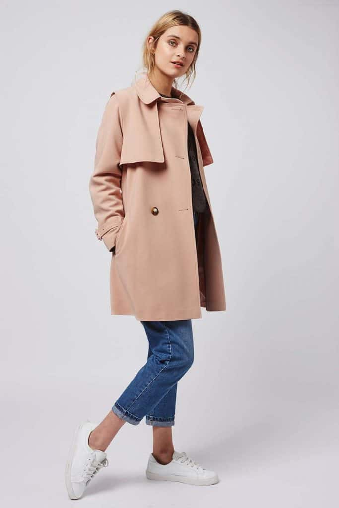 Petite Lightweight Jacket, $160, Topshop