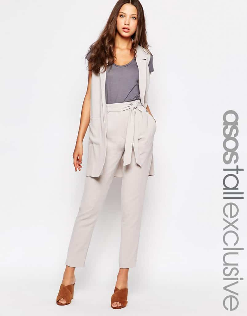Slim Leg Co-Ord From $25, ASOS