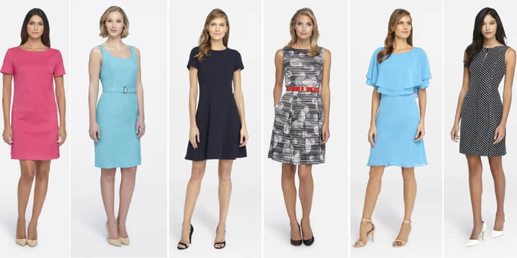 cocktail dress - 6 options for grown-up party dresses