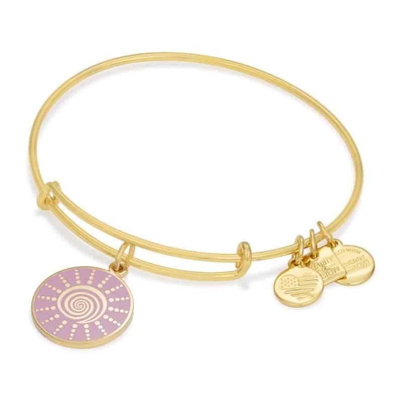 breast cancer awareness products - bangle bracelet