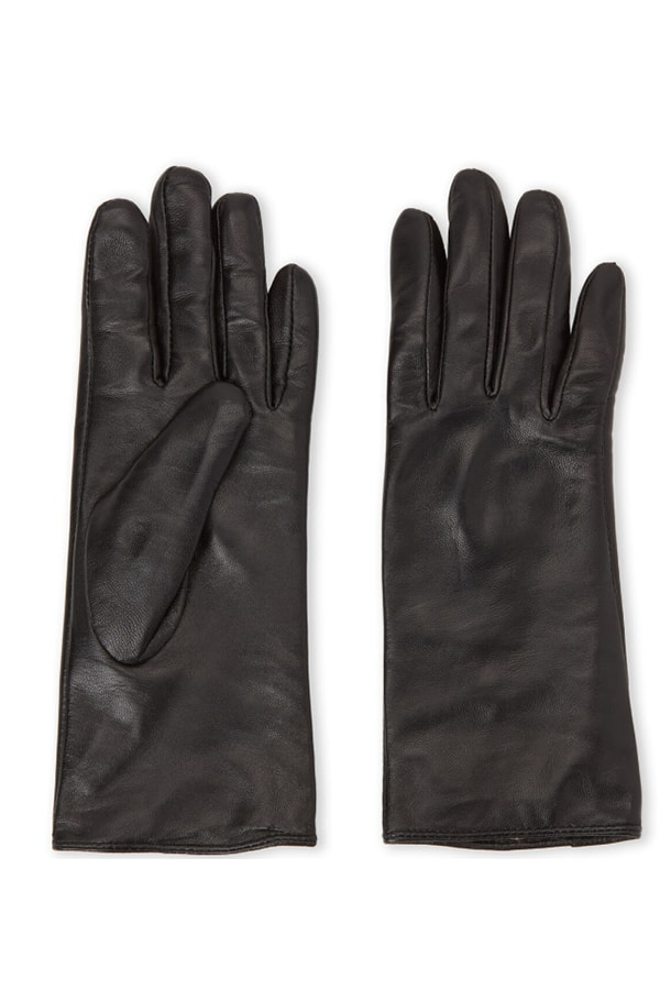 Generic gift idea: cashmere lined leather gloves
