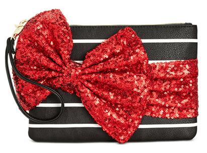 macy's bow bag