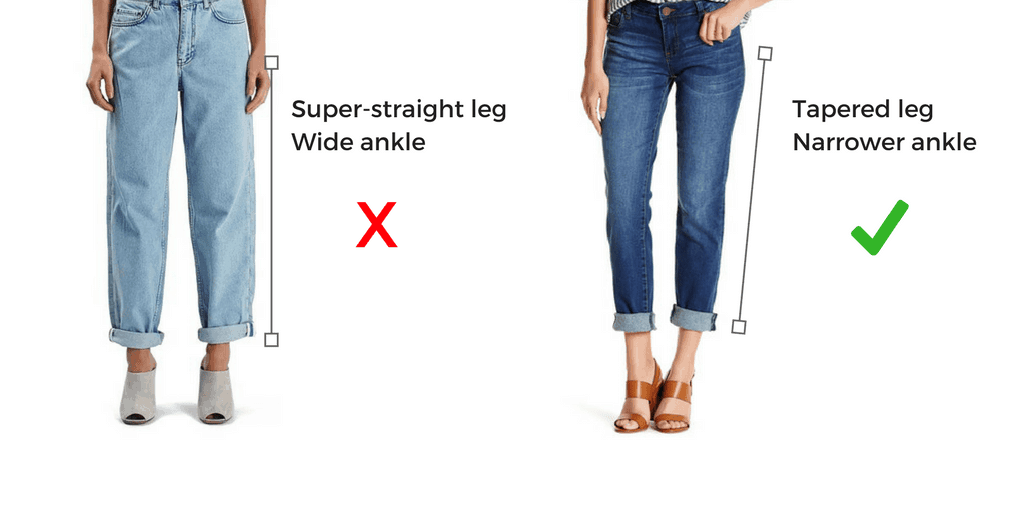 How to Wear Boyfriend Jeans (Dos and Don'ts   5 Outfit Formulas)