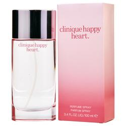 best perfumes for women - clinique happy heart