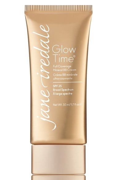 all natural beauty products - glowtime by jane iredale