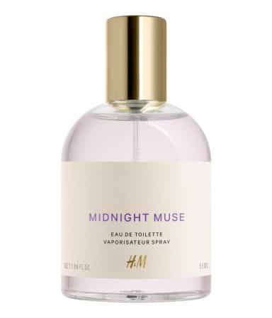 best perfumes for women - midnight muse by H&M