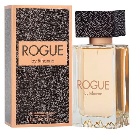best perfumes for women - rogue by rihanna