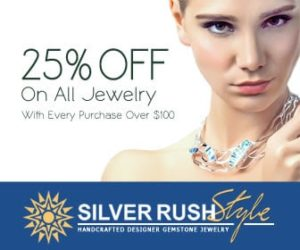 silver rush style sale