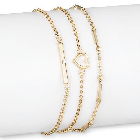 sugarfix stack bracelet set