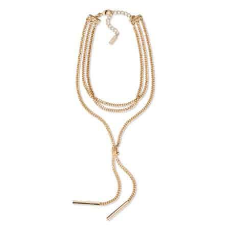 SUGARFIX layered choker necklace