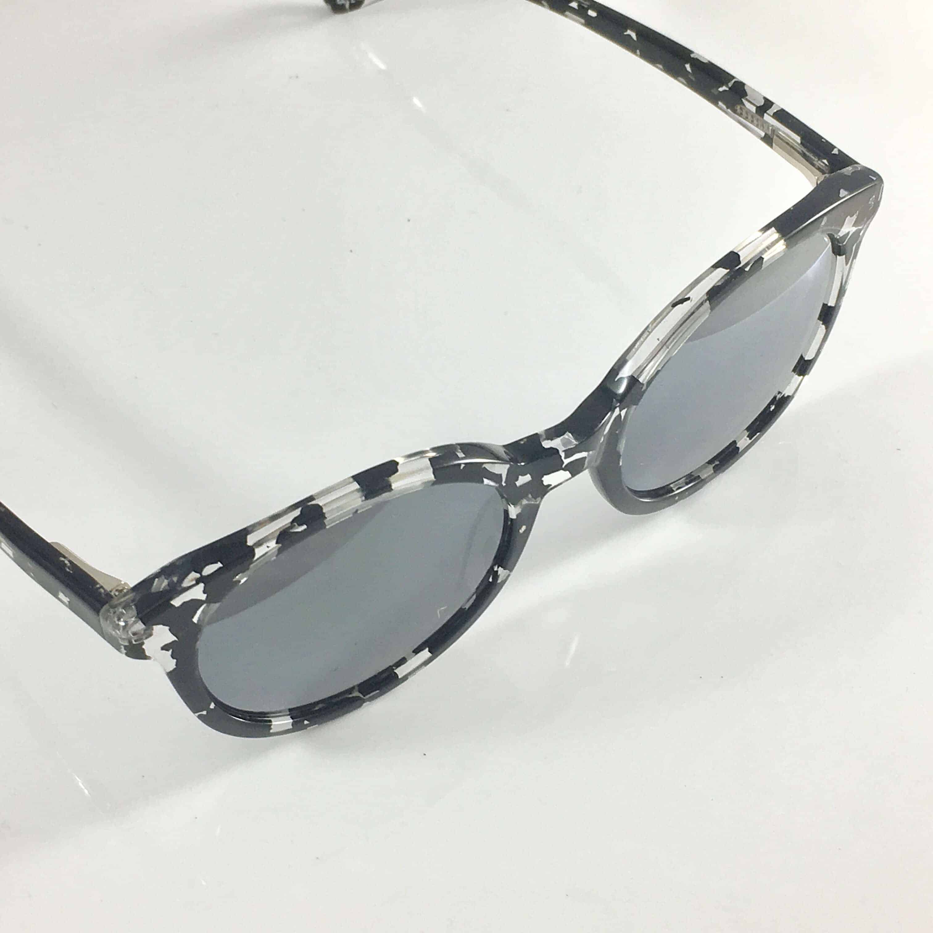 High fashion sunglasses