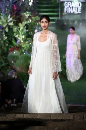 lakme fashion week - anita dongre designs
