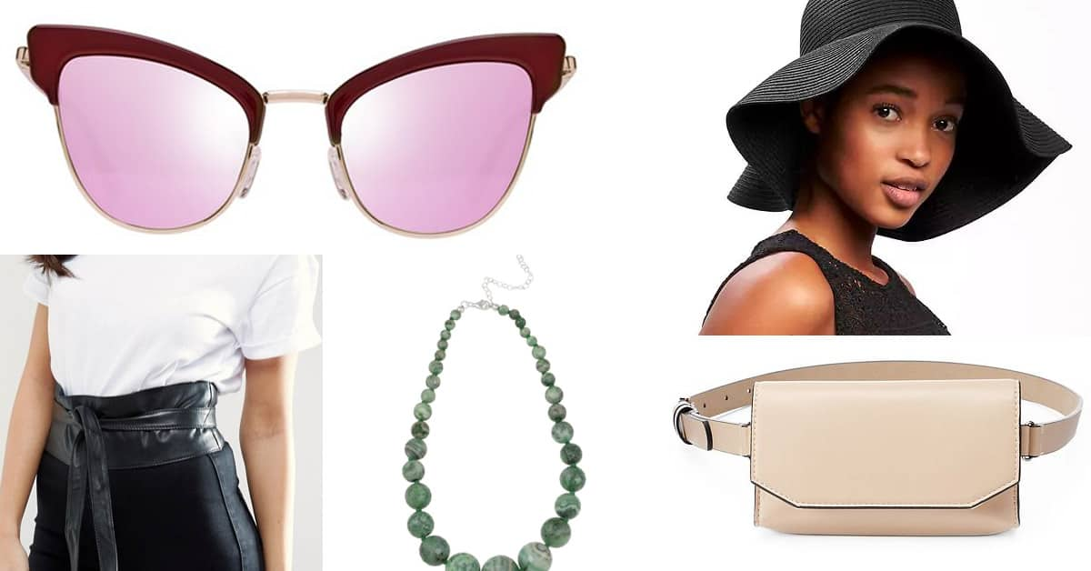 runway inspired spring accessories collection