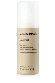 Living proof blowout for wedding guest hair