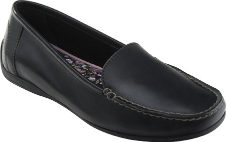 noon by noor look for less collection - black loafer