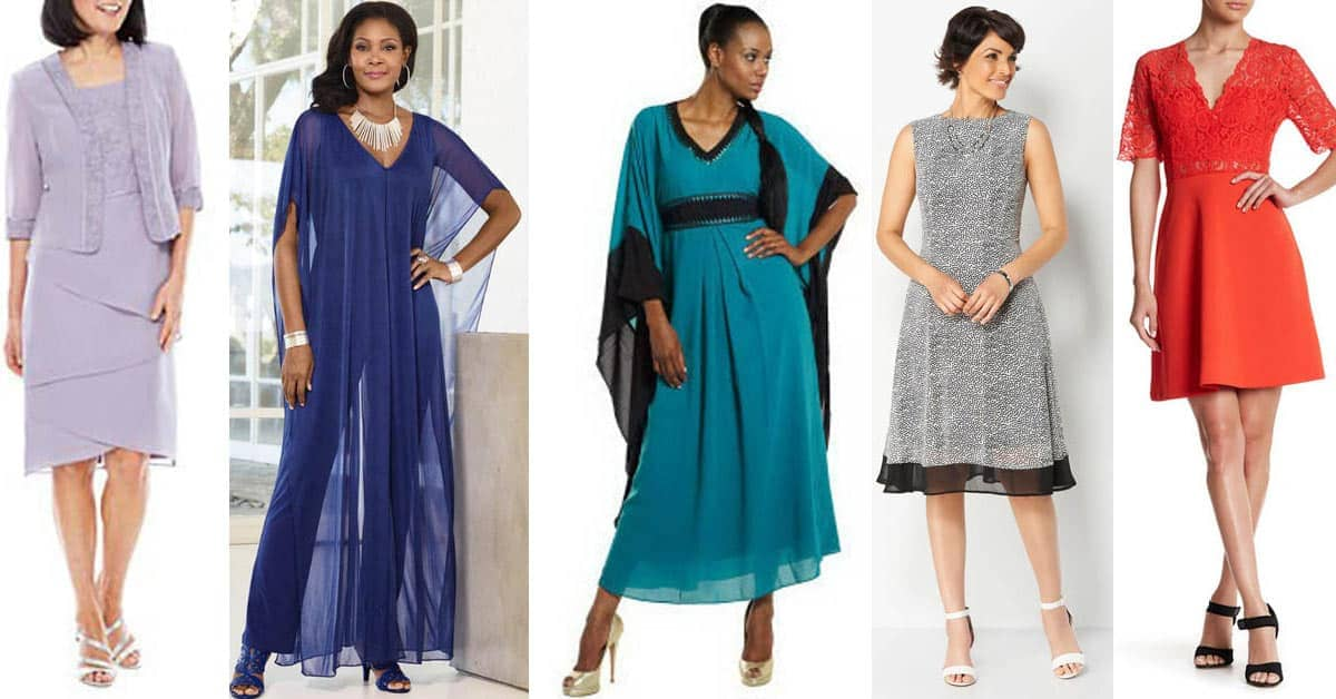 What to wear to a wedding after 60 style picks from for Dresses for 60 year old wedding guest