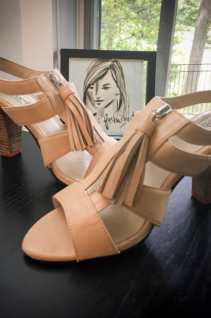Sshoes - quieter women's shoes