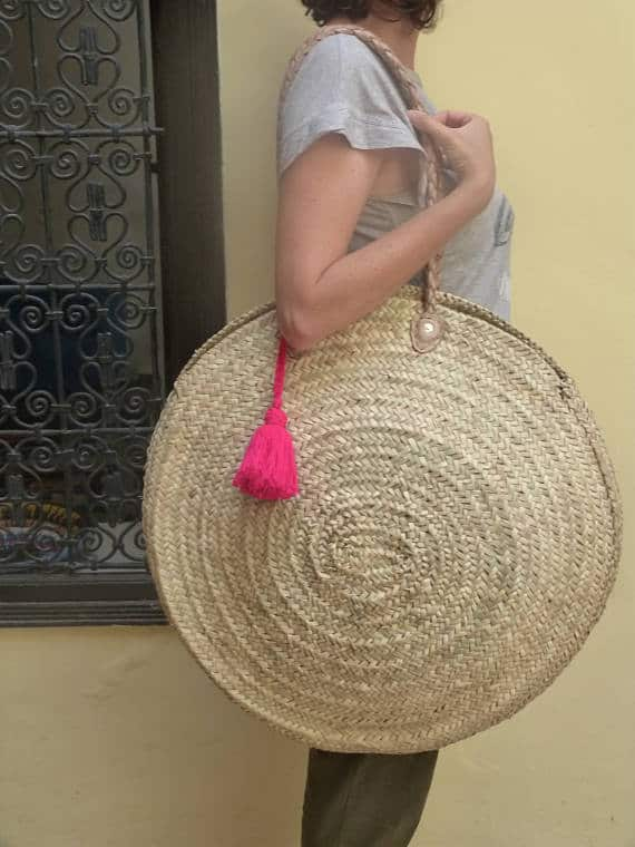 Summers it bags collection —oversized straw bag