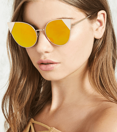 Cateye Sunglasses from Forever 21