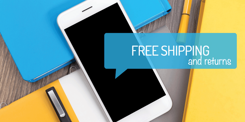 Free shipping and returns at 13 online stores