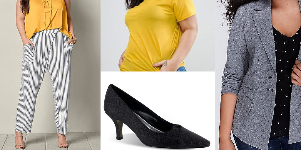 Plus,Size Fashion for Women over 70 from Budget Fashionista