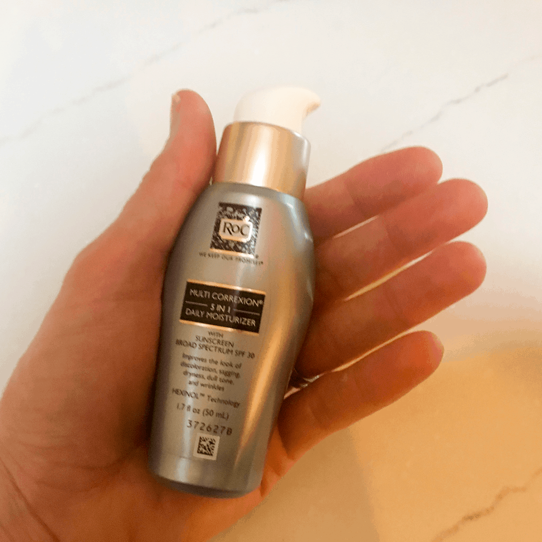 RoC MULTI CORREXION lotion with SPF