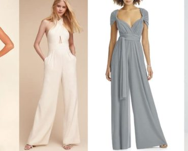wedding jumpsuit collection