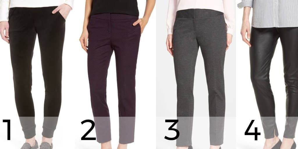 Four pants under $50 from Nordstrom Anniversary Sale