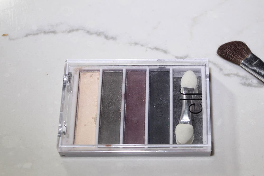 E.l.f. eye shadow palette