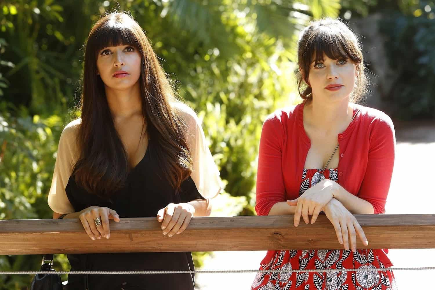 Cece and Jess from New Girl