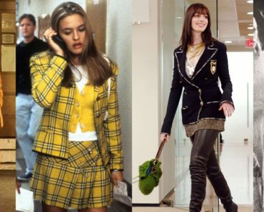 Four movie characters inspiring our collection of last minute Halloween costumes