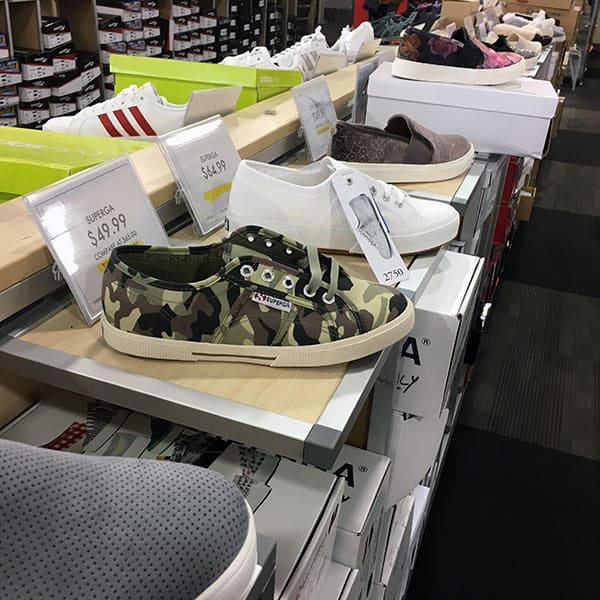 DSW's selection of statement sneakers