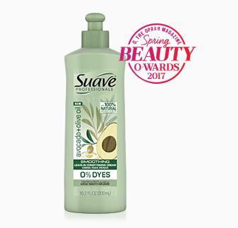 Suave avocado oil conditioner