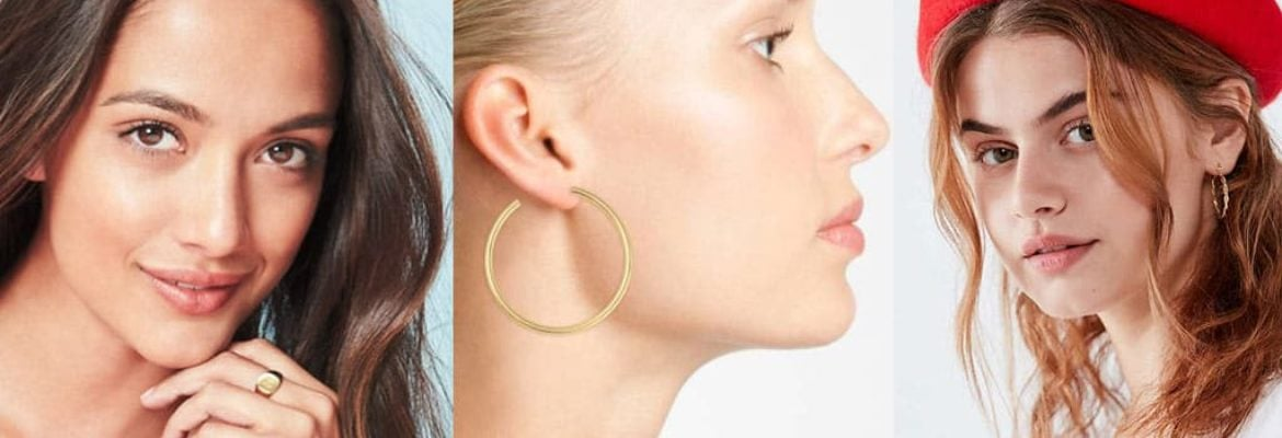 Foolproof gifts for the classic gal - signet ring, gold hoops and red beret
