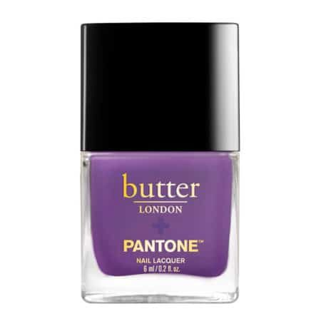 Butter ultraviolet nail polish