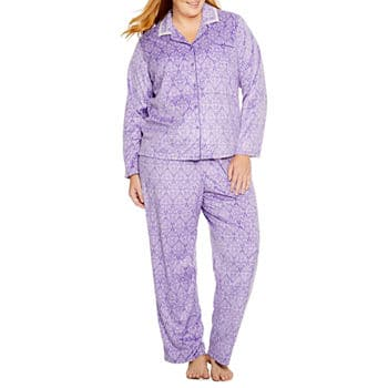 Soft purple pj set