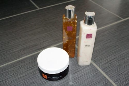 PUR Attitude Love Your Body Gift Set