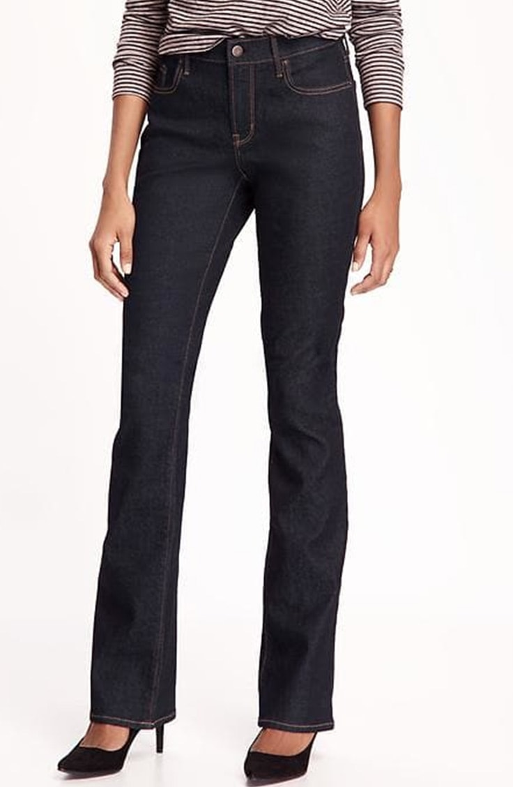 Original boot cut jeans by Old Navy