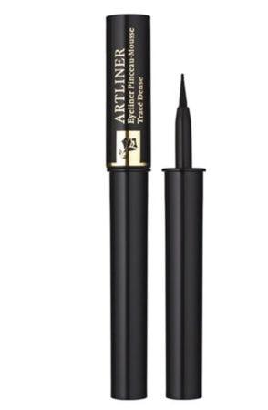 Black eyeliner by Lancome