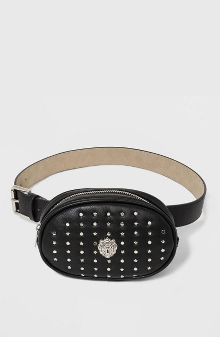 Studded belt bag from Target