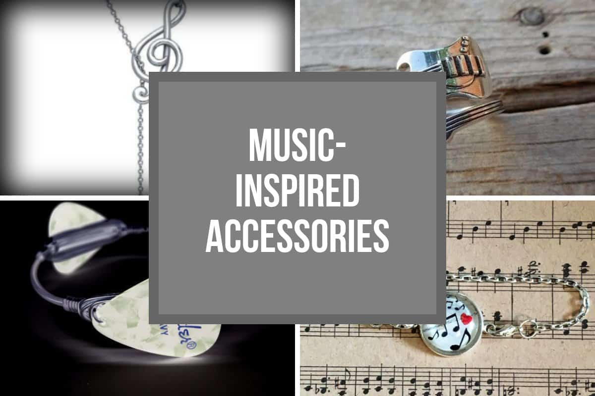 Music Inspired accessories