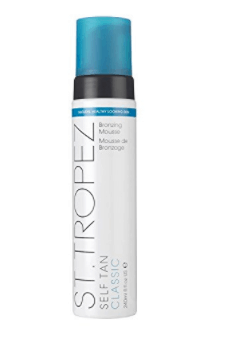 St. Tropez self bronzing mousse