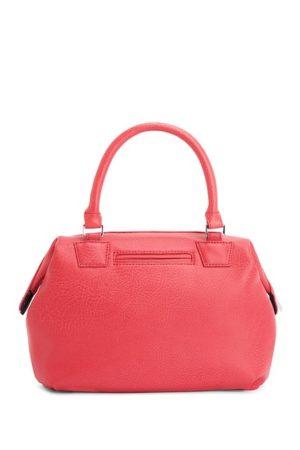 Coral satchel