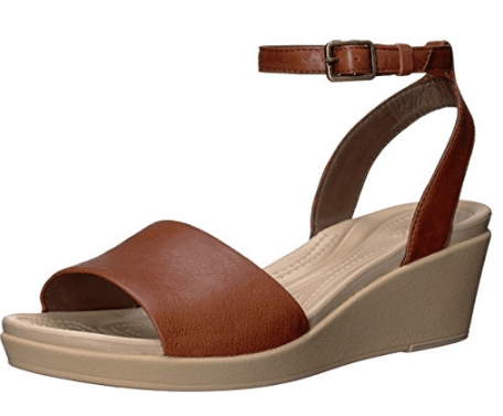 Wedge sandal by Crocs