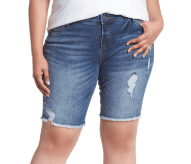 Kut from the Cloth Bermuda Shorts