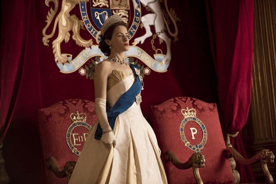 Queen Elizabeth Halloween costume