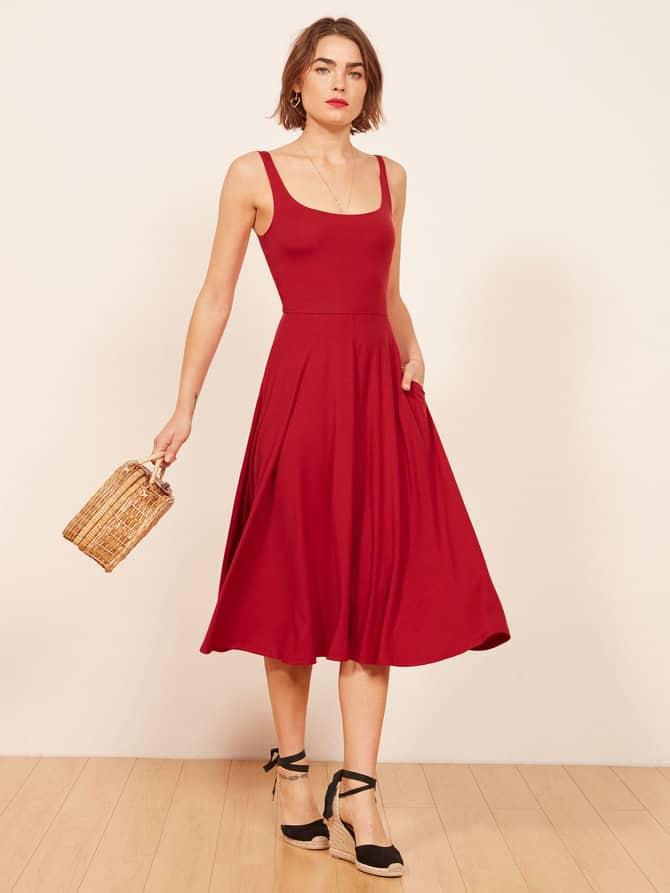 Reformation Rou Dress