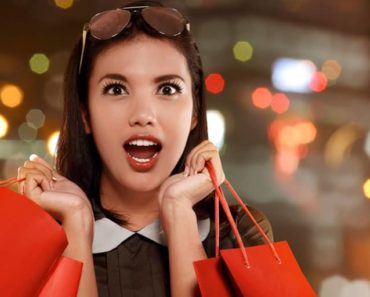 Black Friday preview: woman shopping Black Friday sales